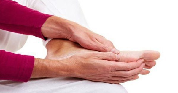 blog picture of arthritis in foot
