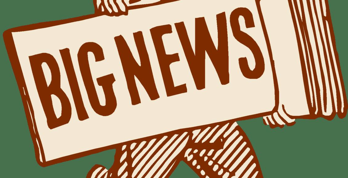blog de imágenes de Repartidor de dibujos animados gran noticia