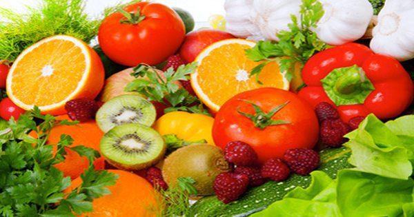 blog de imágenes de verduras y frutas muy bien organizado