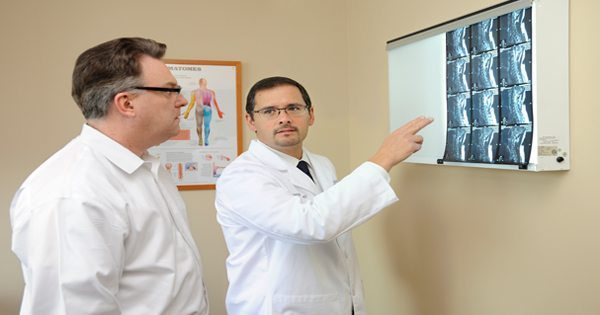 blog picture of doctor explaining to patient