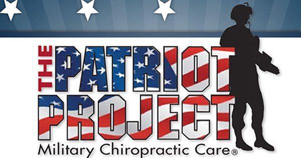 blog de imágenes de la atención quiropráctica proyecto patriota para los veteranos militares