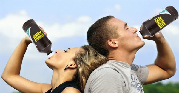 blog picture of people drinking hydrogen peroxide