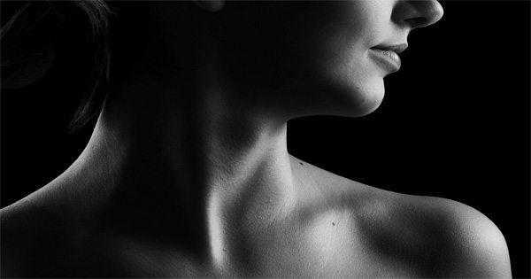 imagen del blog del cuello de la mujer