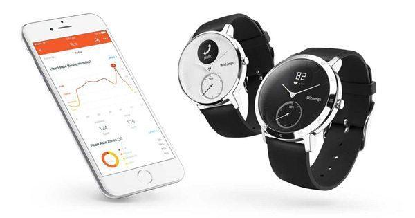 blog de imágenes de nuevos relojes de fitness