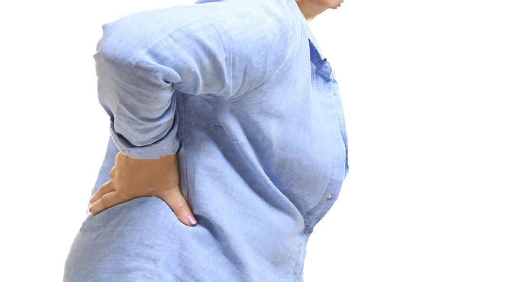 blog picture of older woman with back pain