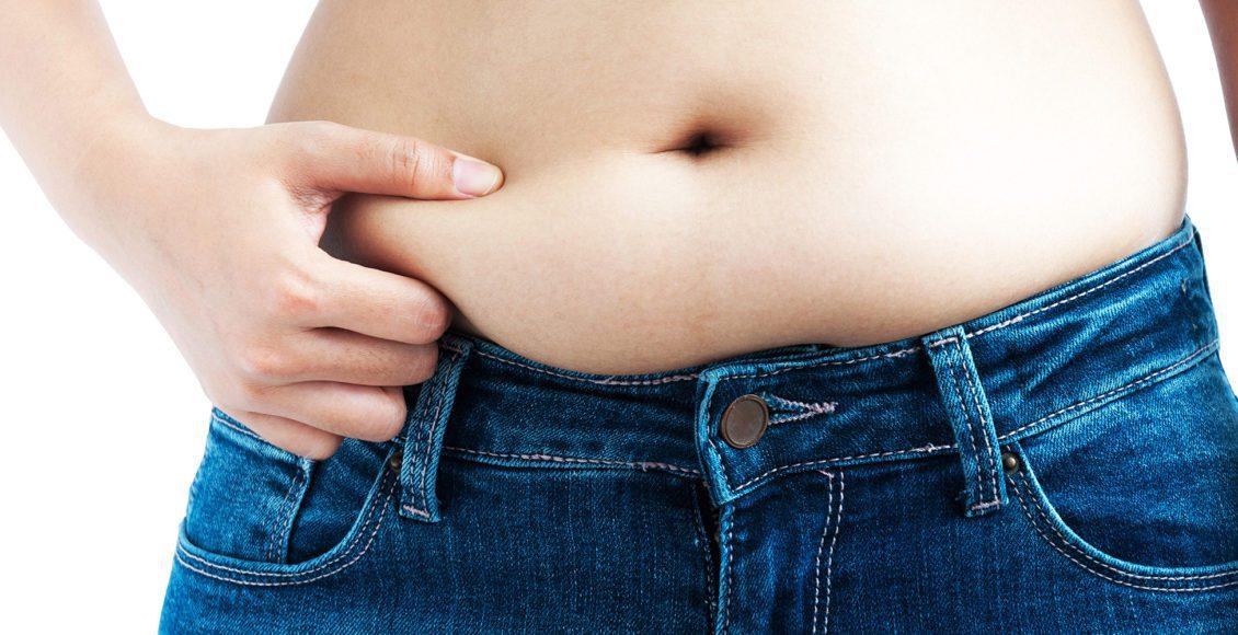 lo que diferencia a la grasa del vientre de otro video gordo