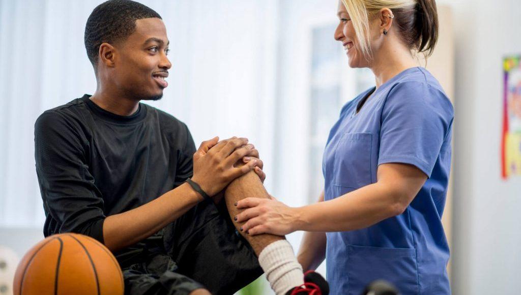 Psychology of Injured Athlete Help Cover Image