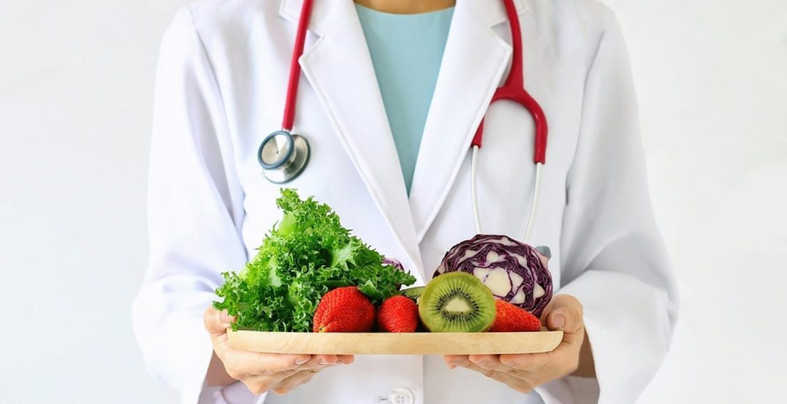 doctor healthy diet nutrition