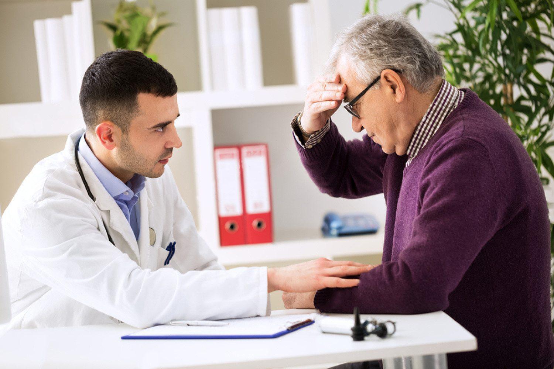 dolor de cabeza doctor paciente oficina el paso tx