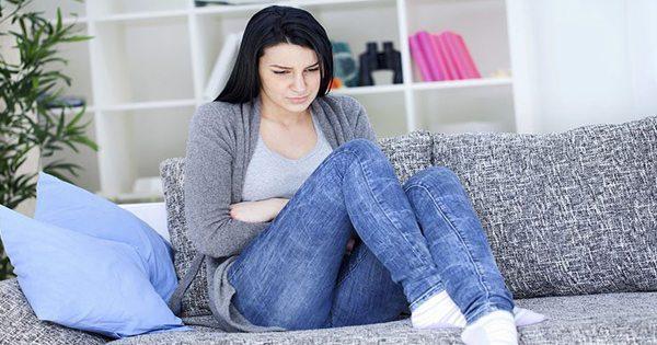 woman with fibromyalgia symptoms