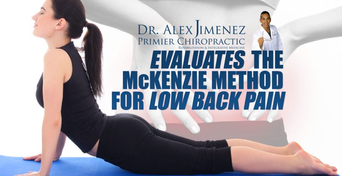 Evaluation of the McKenzie Method for Low Back Pain | El Paso, TX Chiropractor