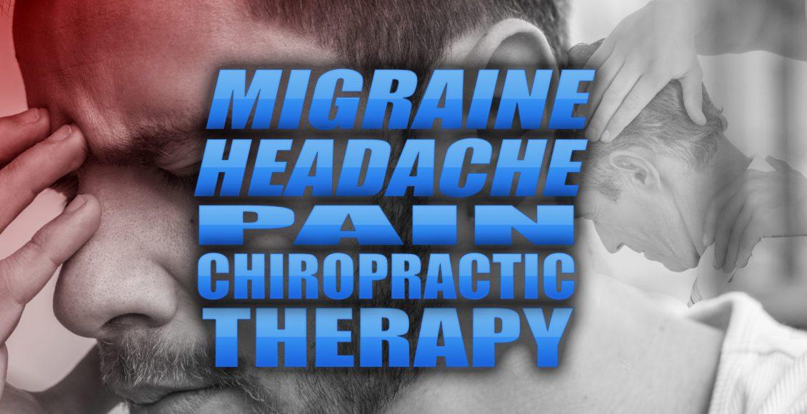Dolor de cabeza por migraña Dolor Terapia quiropráctica Imagen de portada | El Quiropráctico El Paso, TX