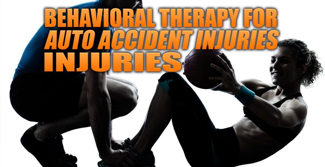 Terapia cognitivo-conductual para lesiones por accidentes automovilísticos | El Quiropráctico El Paso, TX
