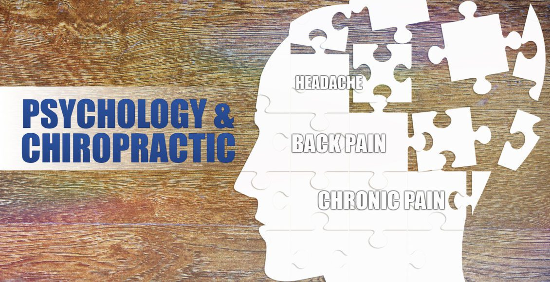 Psychology, Headache, Back Pain, Chronic Pain and Chiropractic | El Paso, TX Chiropractor