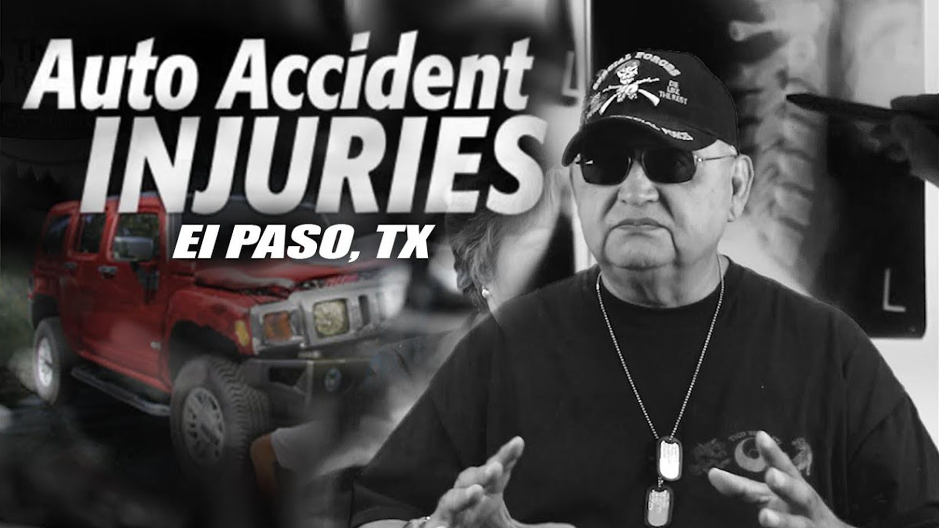 chiropractor auto injuries el paso tx.