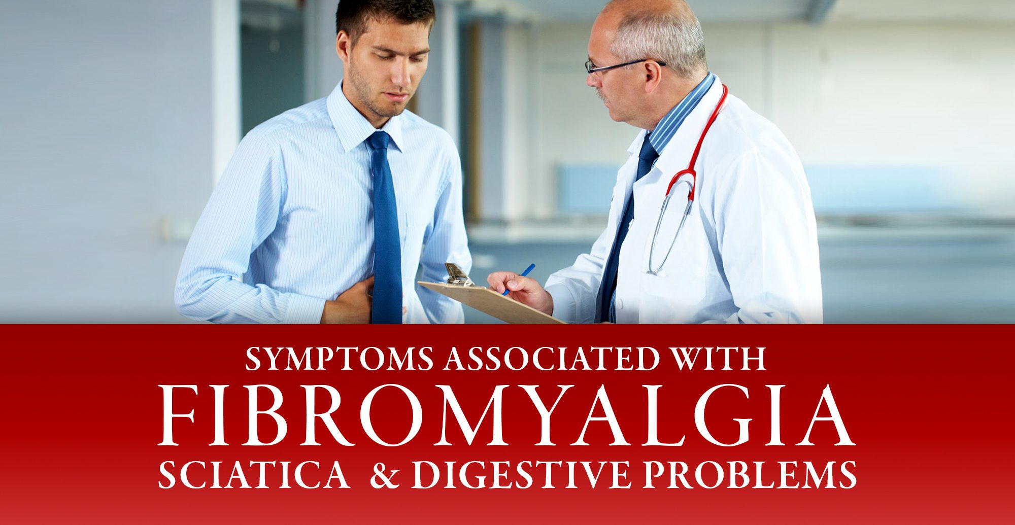 Symptoms Associated with Fibromyalgia | El Paso, TX Chiropractor