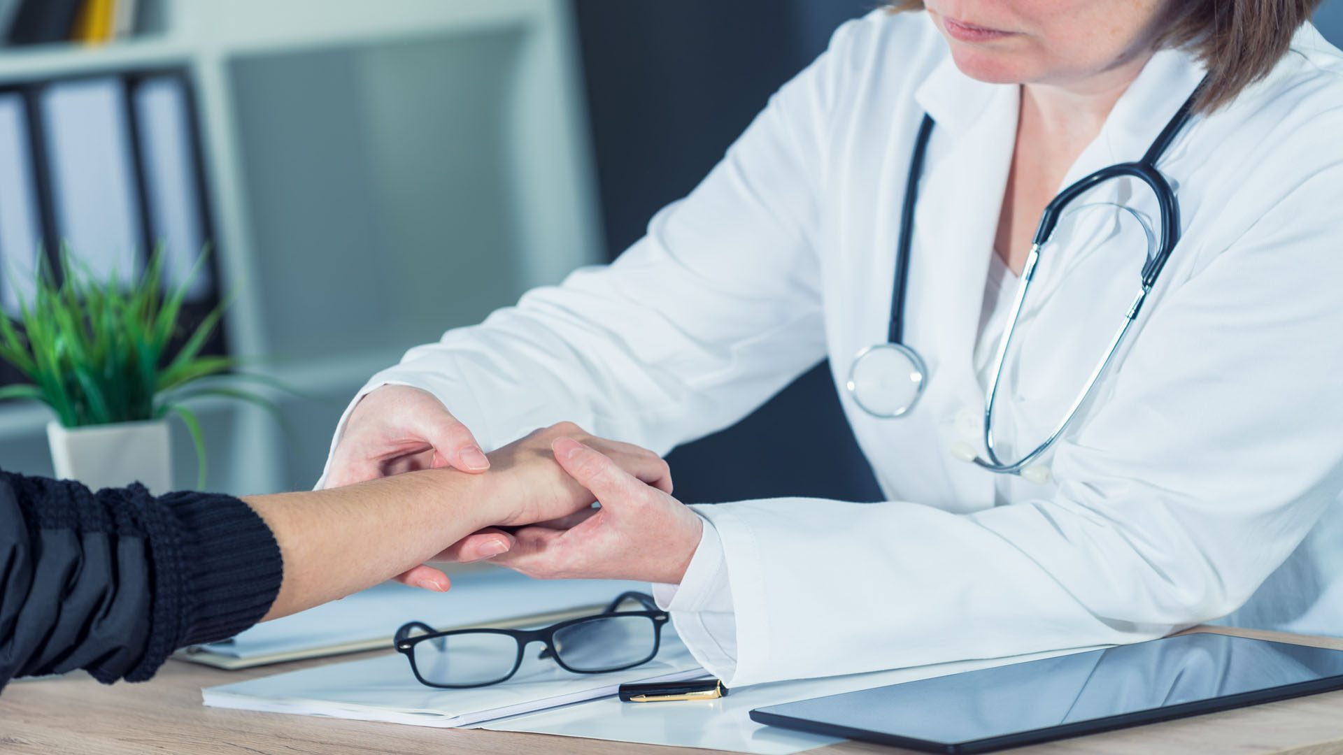 11860 Vista Del Sol Ste. 128 Carpal Tunnel Sufferers Benefit from Chiropractic El Paso, TX.
