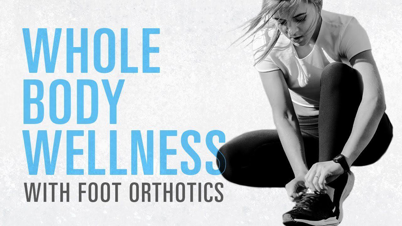 11860 Vista Del Sol Ste. 128 Improve Whole-Body Wellness with Custom *FOOT ORTHOTICS* El Paso, TX.