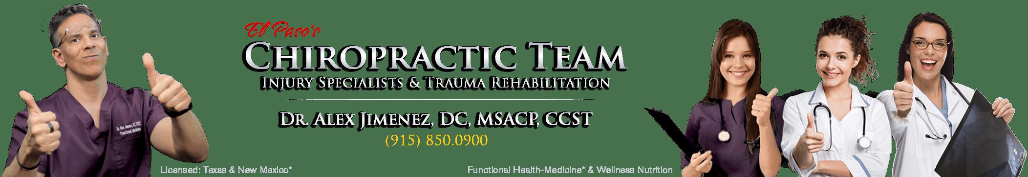 El Paso's Premier Chiropractic Clinic 915-850-0900