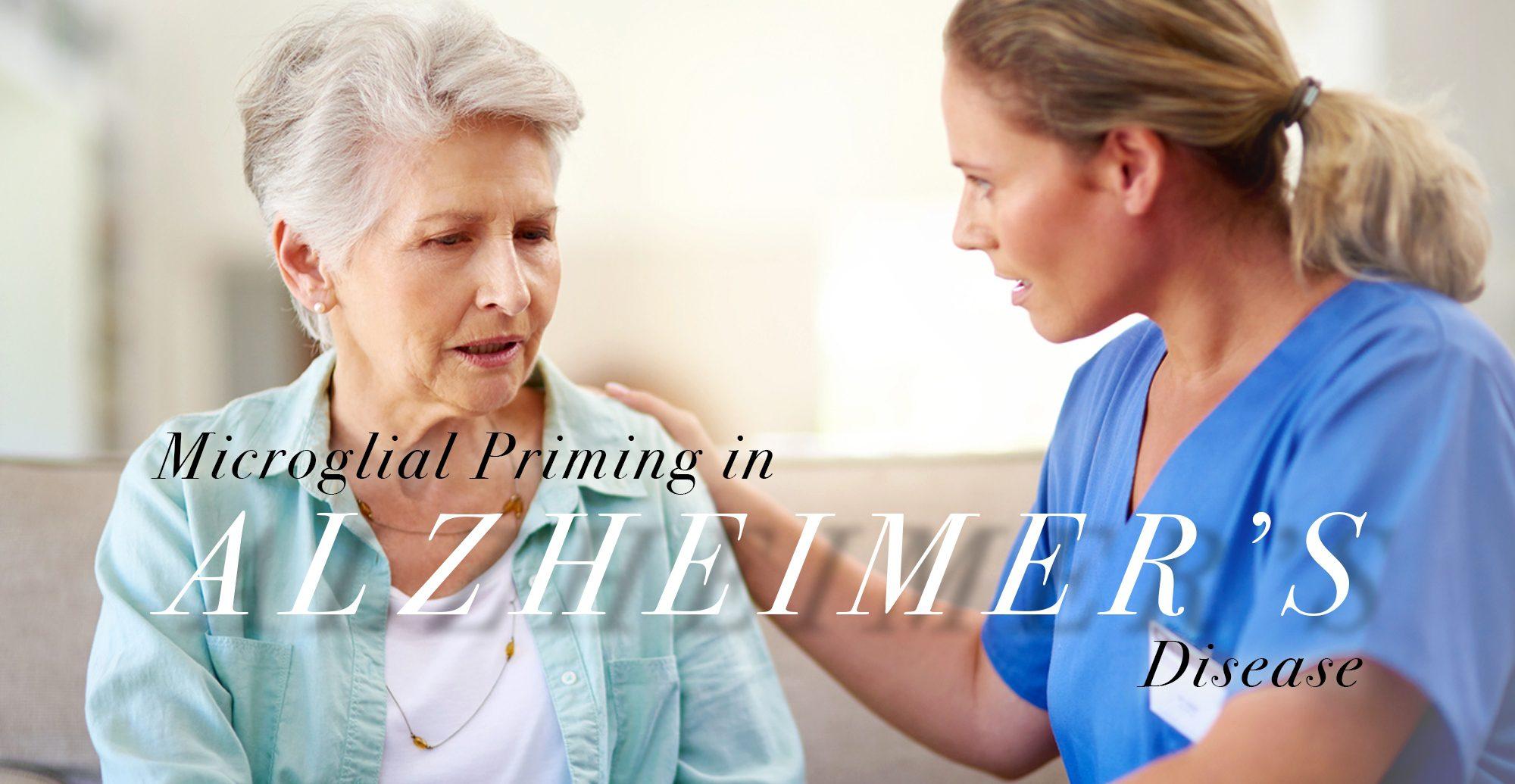 Cebado microglial en la enfermedad de Alzheimer | El Paso, TX Quiropráctico