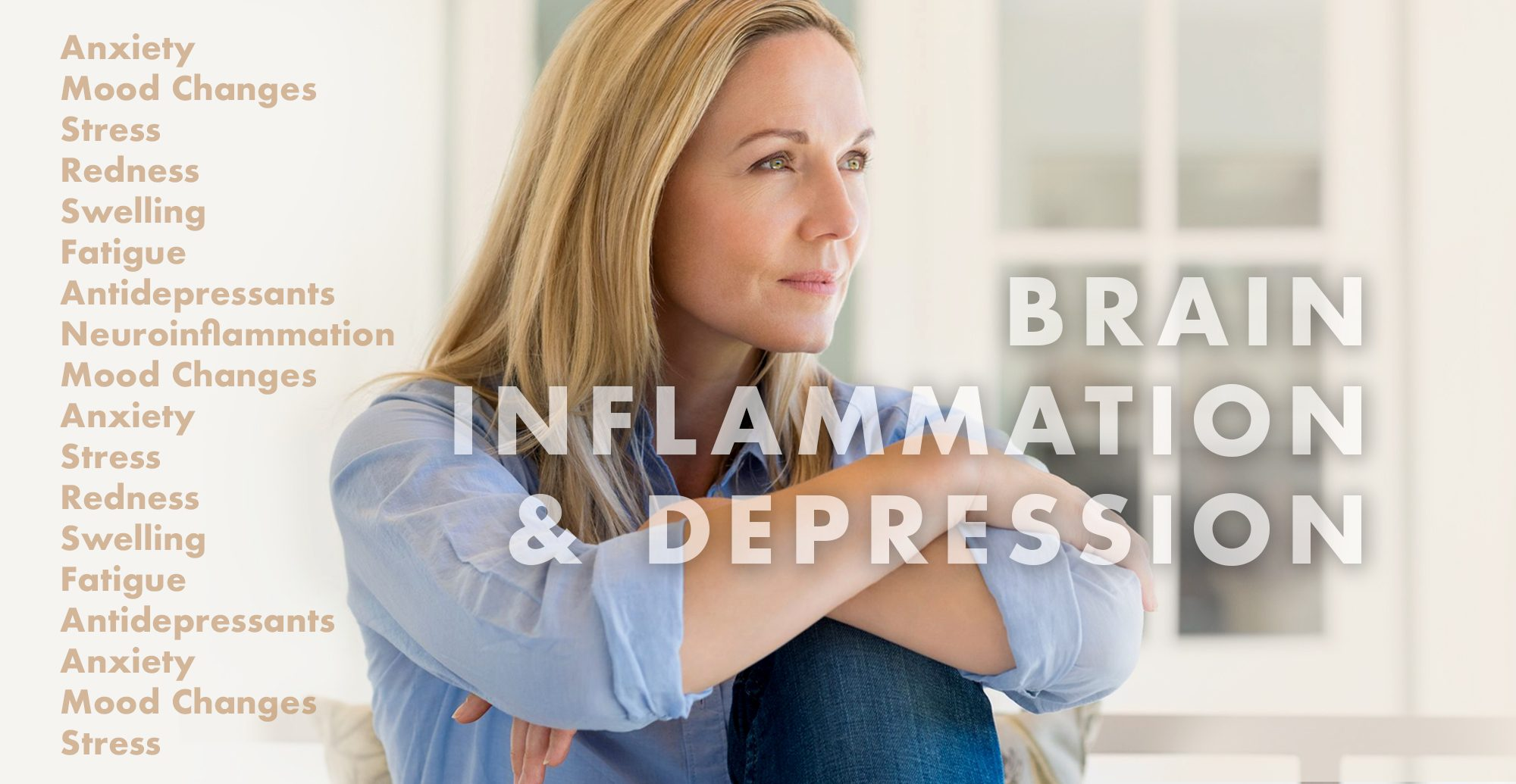Functional Neurology: Brain Inflammation and Depression   El Paso, TX Chiropractor