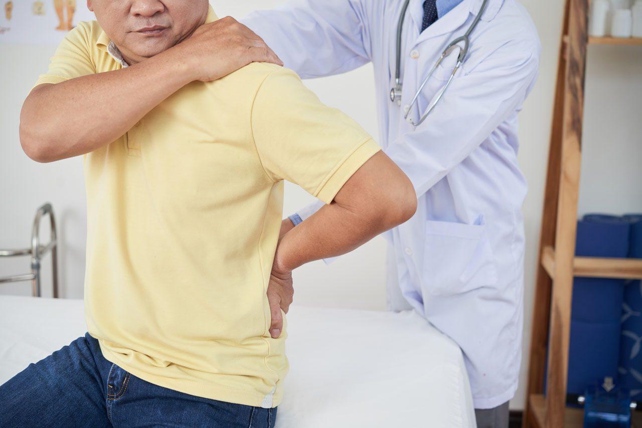 11860 Vista del Sol, Ste. 128 nervioso sobre el tratamiento quiropráctico para hernia de disco El Paso, TX.