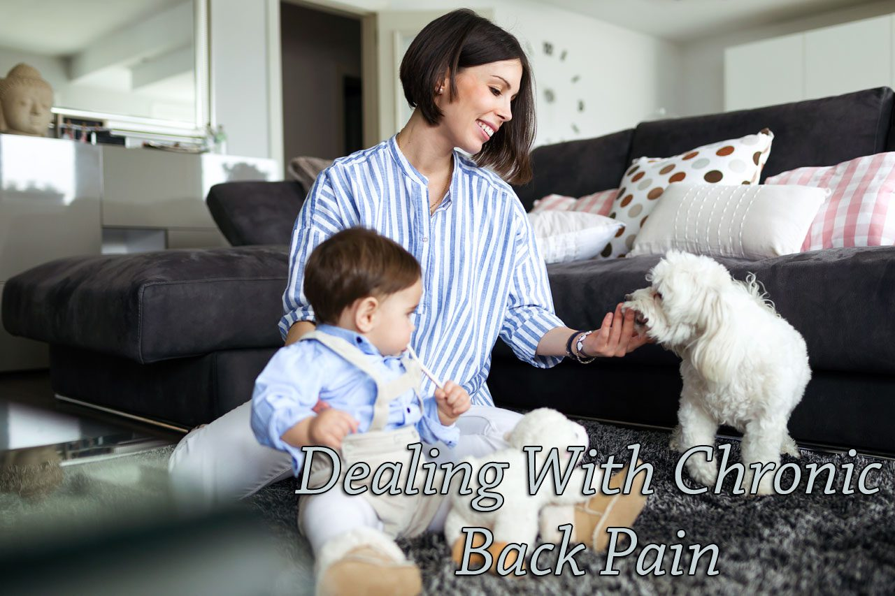 11860 Vista Del Sol, Ste. 128 Dealing With Chronic Back Pain That Is Stressing You Out El Paso, TX.
