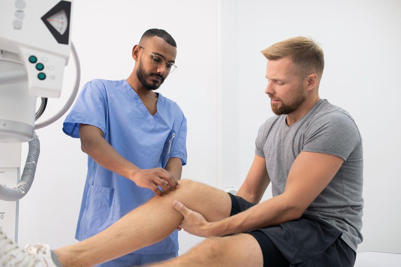 11860 Vista Del Sol, Ste. 128 Knee Pain and Chiropractic Relief El Paso, Texas