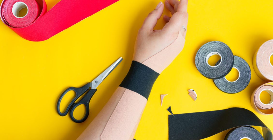 11860 Vista Del Sol, Ste. 128 Benefits of Kinesio Taping For Everyone, Not Just Athletes