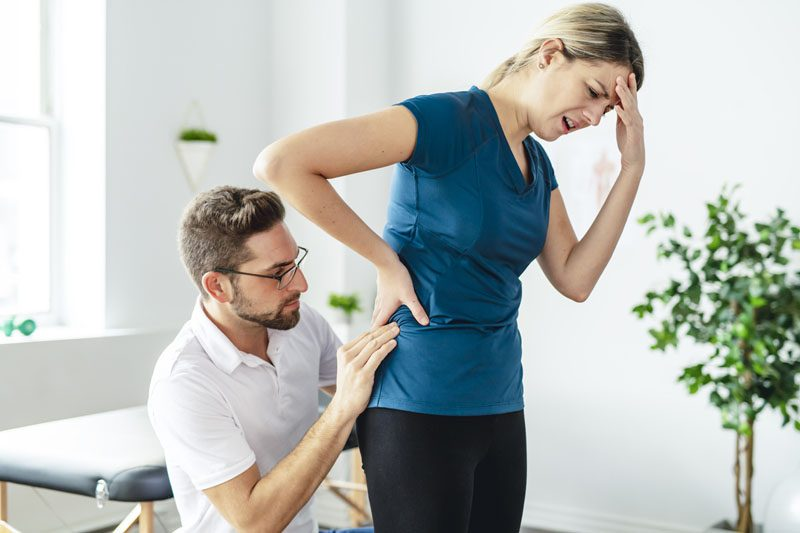 11860 Vista Del Sol, Ste. 128 Pelvic Pain and Chiropractic Relief