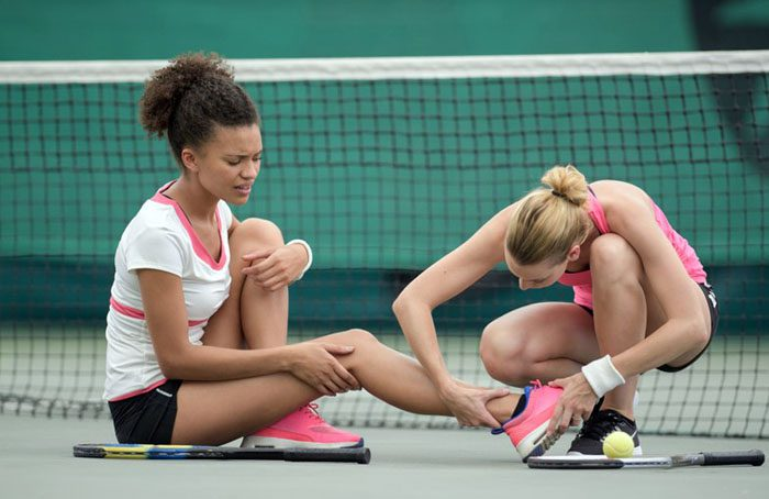 Chiropractic Treatment For Tennis Injuries