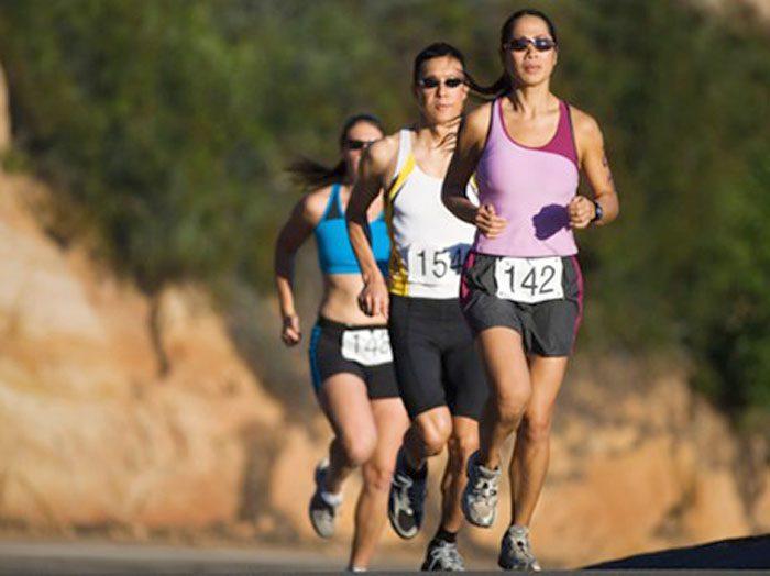 Triathlon Training With Back Pain
