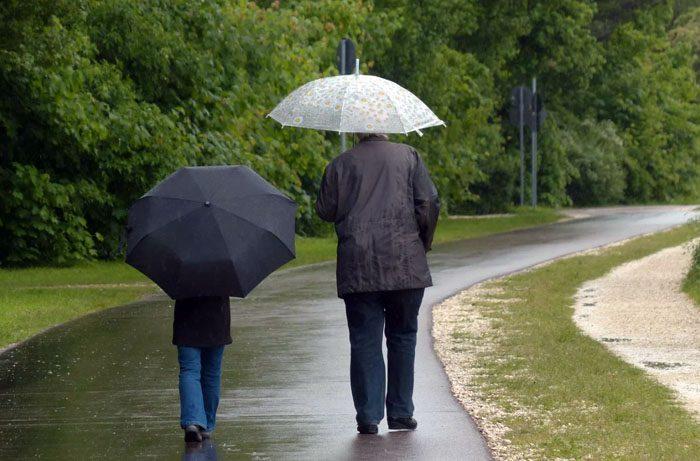 Sciatic Nerve Pain In Rainy Conditions