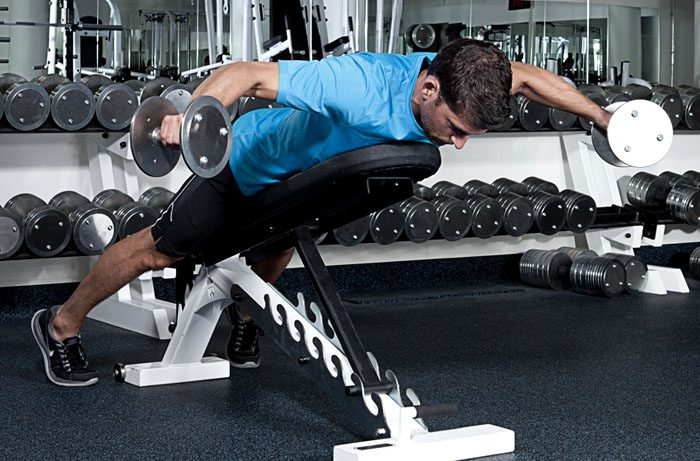 Weight Training To Strengthen The Back Muscles