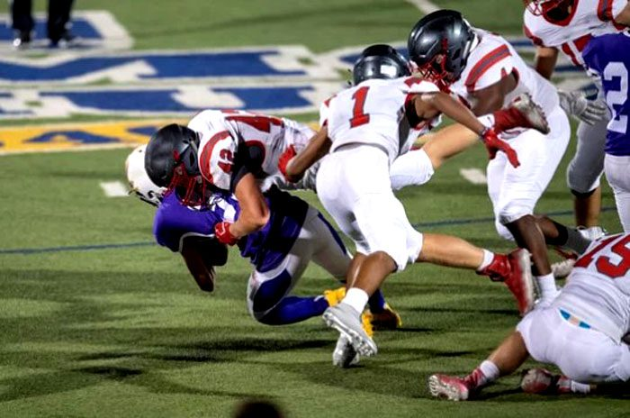 High School Football Athletes and Chiropractic Benefits